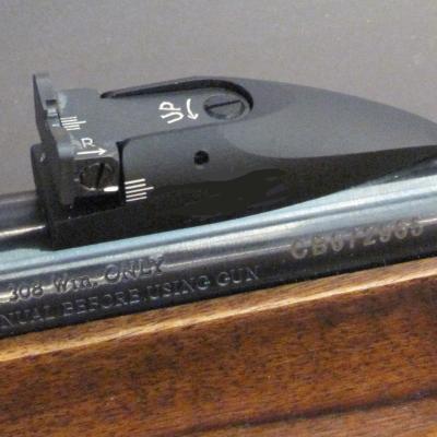 Sights & Set Rifle